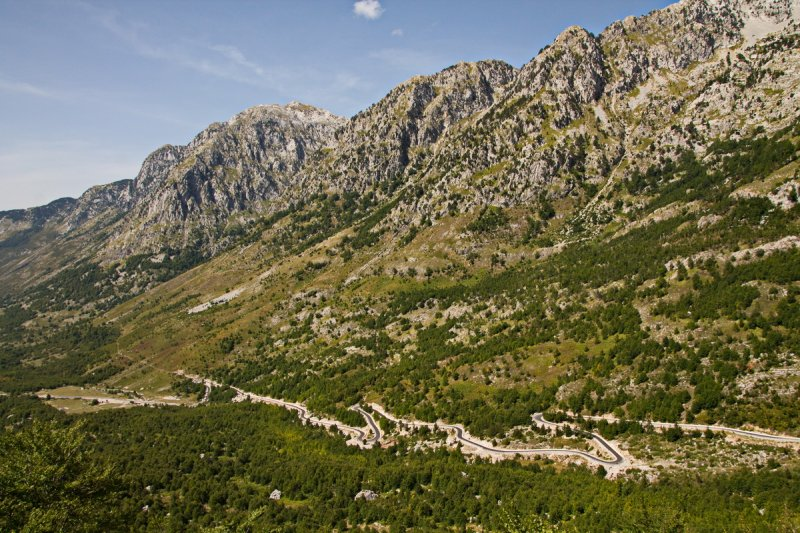 Traveling to Albania: Day 2 (Albanian Alps-Theth)