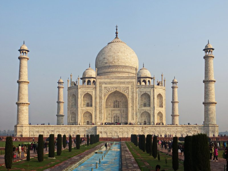 Backpacking in India (9 January, 2015 - 8 February, 2015)