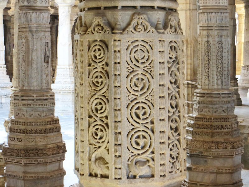 Backpacking in India: Day 9 (Jodhpur - Ranakpur) - Foto 6