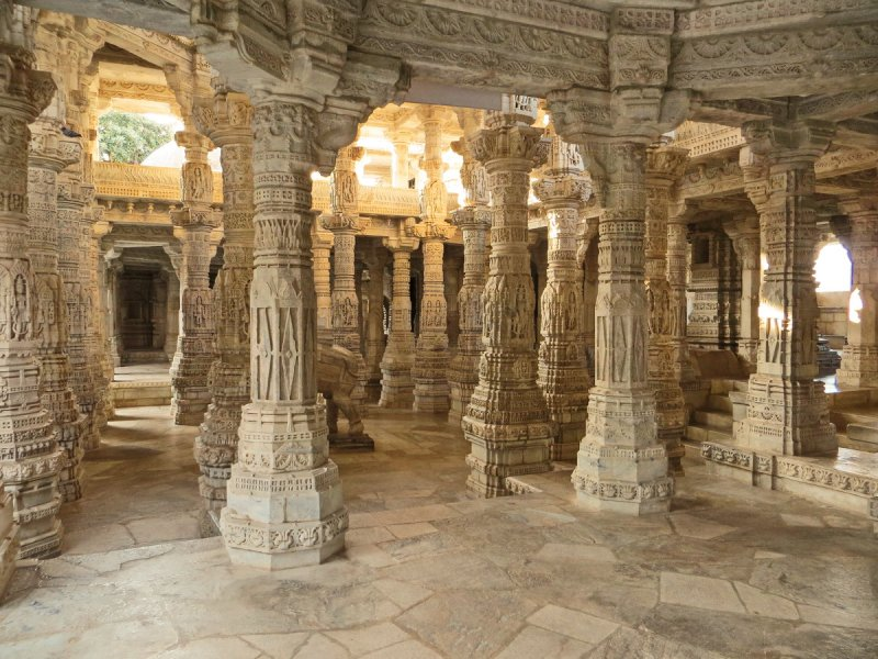 Backpacking in India: Day 9 (Jodhpur - Ranakpur) - Foto 9