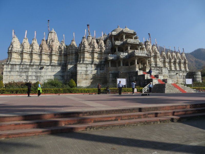 Backpacking in India: Day 9 (Jodhpur - Ranakpur) - Foto 3