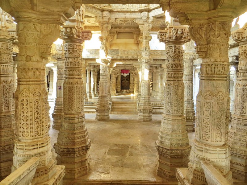 Backpacking in India: Day 9 (Jodhpur - Ranakpur) - Foto 5